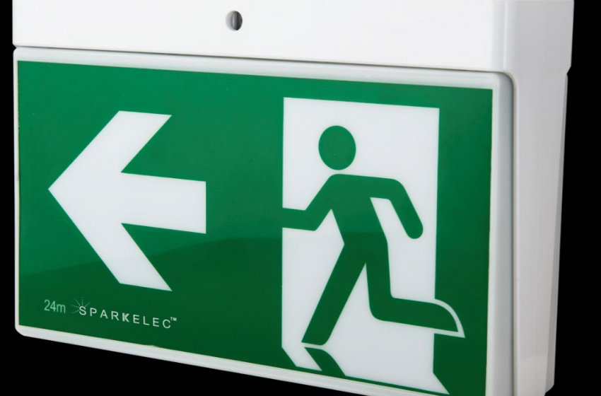 Quality & Excellence – Buy Emergency Exits Signs From The Leading Wholesaler
