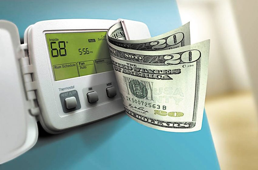 Save energy and money with this simple tip