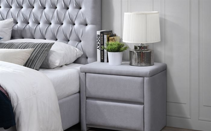 Bedside Table as an Essential Part of Bedroom
