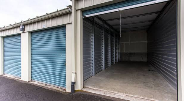 What you cannot do with a storage unit