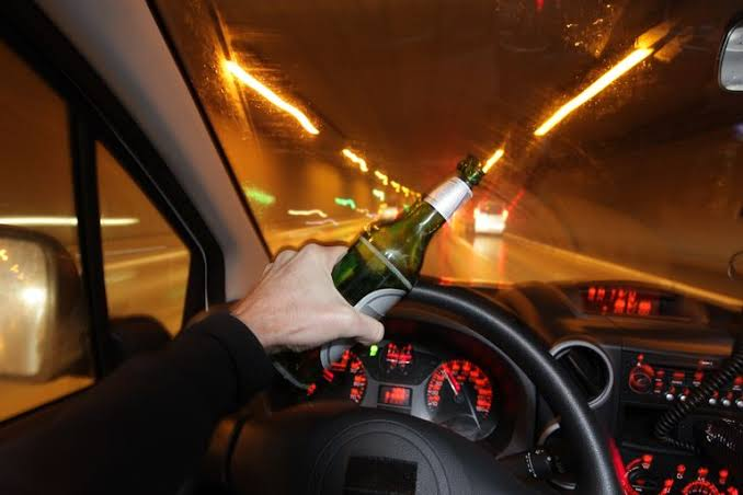 Poison on Wheels Driven by Drunk Drivers