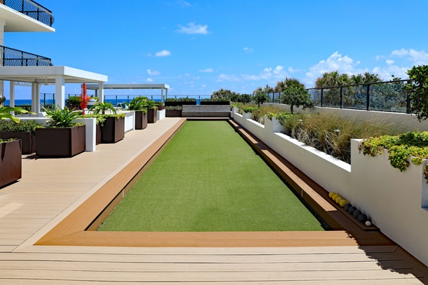 Transform your Rooftop and Patio Spaces with Artificial Turf