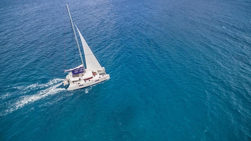 Enjoy the cruise of your dream with Catamaran Charter