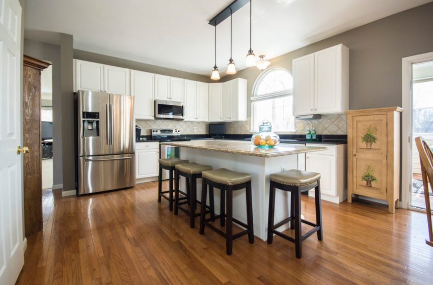 4 Best Kitchen Layouts to Consider Before Remodeling Your Kitchen – Infographic