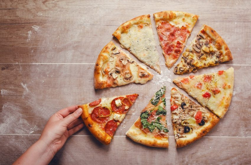 These Are the Weirdest Pizza Toppings