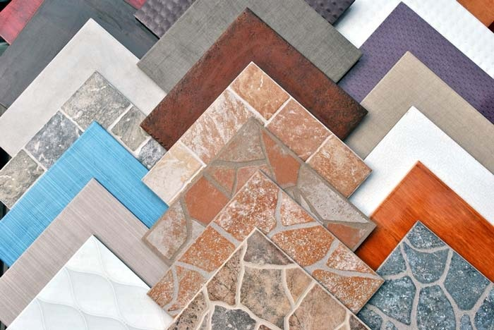 An Overview On Different Types Of Tiles