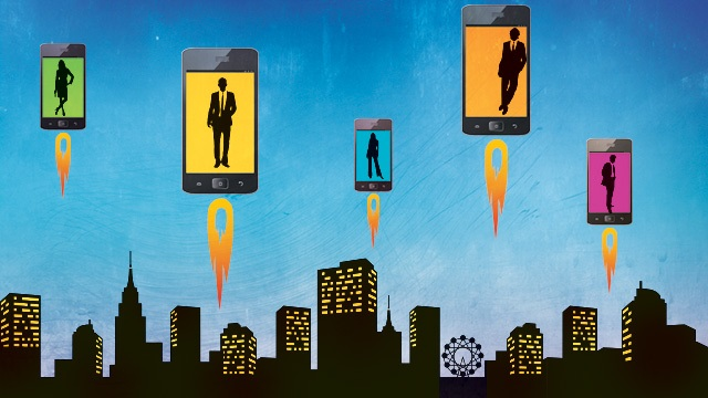 Mobile Work on the Rise