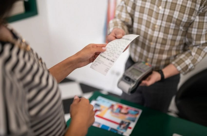 Why Is It Important For Your Business To Print A Receipt?