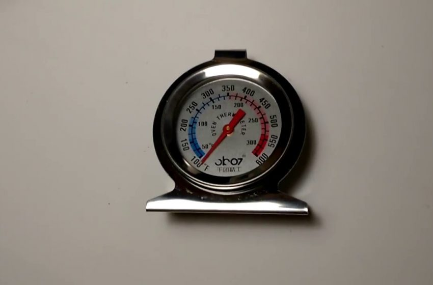 How to choose an oven thermometer?