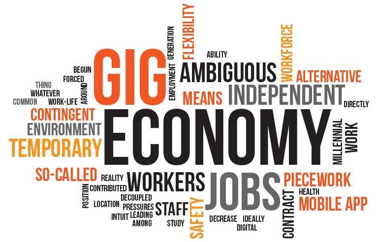 Gig Economy & Its Key Points