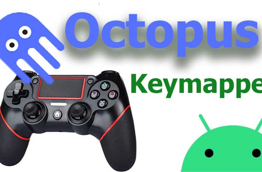 Octopus – Android Gamepad mapper