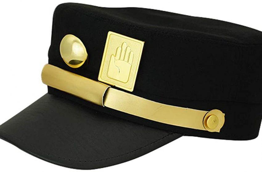 JoJo Hat Cosplay Style