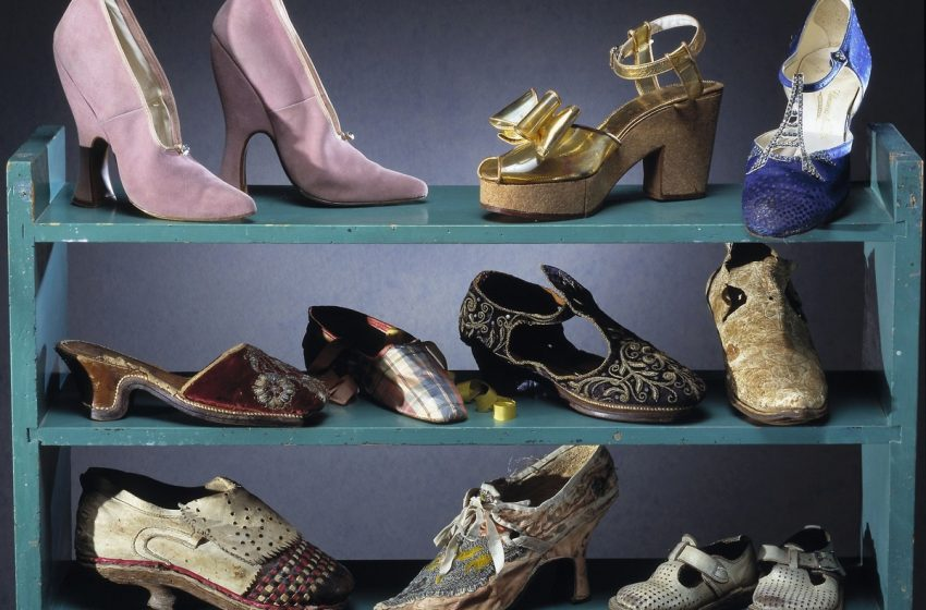 The Relation Between Foot Length & Shoe Size
