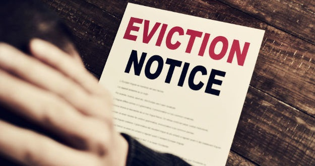 A Step by Step Guide on Tenants Eviction