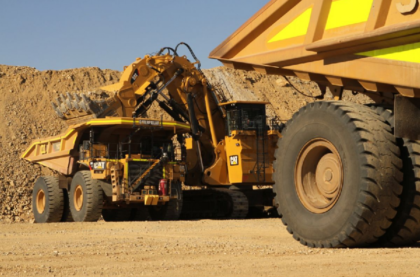 Equipment For The Mining Industry