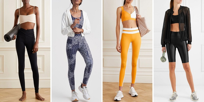 The latest trends in gym clothes and recommendations for 2020