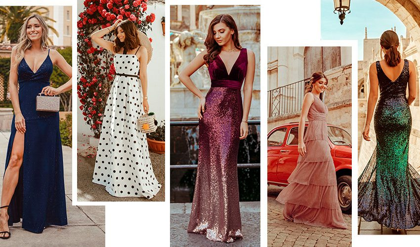 Evening Gowns – Evening Dresses for Women