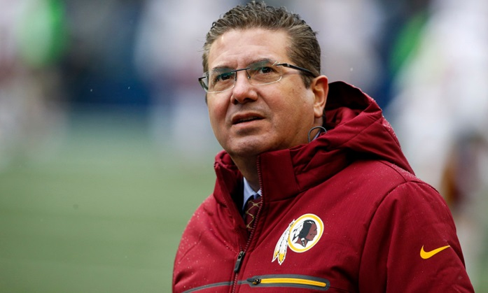 Daniel Snyder Shares His Views on the Process of Choosing a New Name for the Washington Football Team