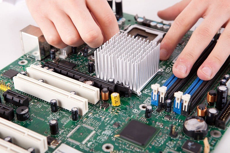 What is meant by a motherboard and how does it benefit the users?