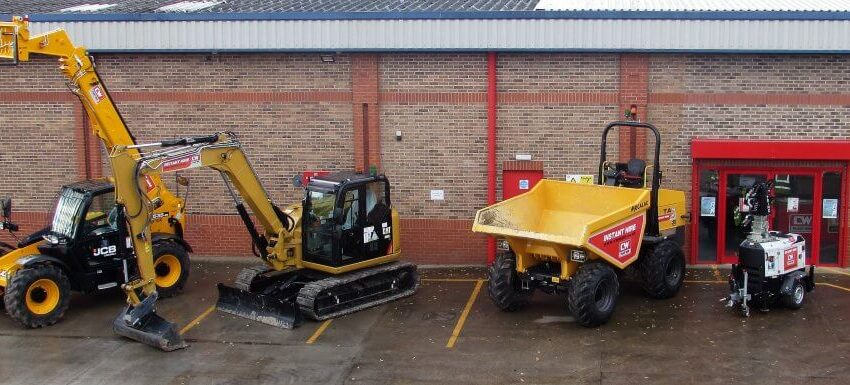 Do You Buy or Hire Plant for Your Business?