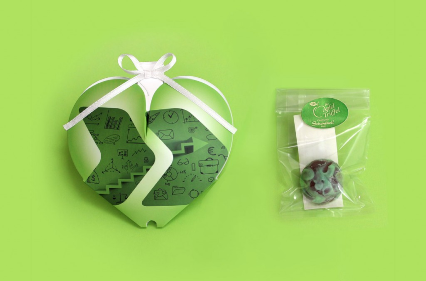 Create Your Beautiful Green Giveaway With The Best Promotion