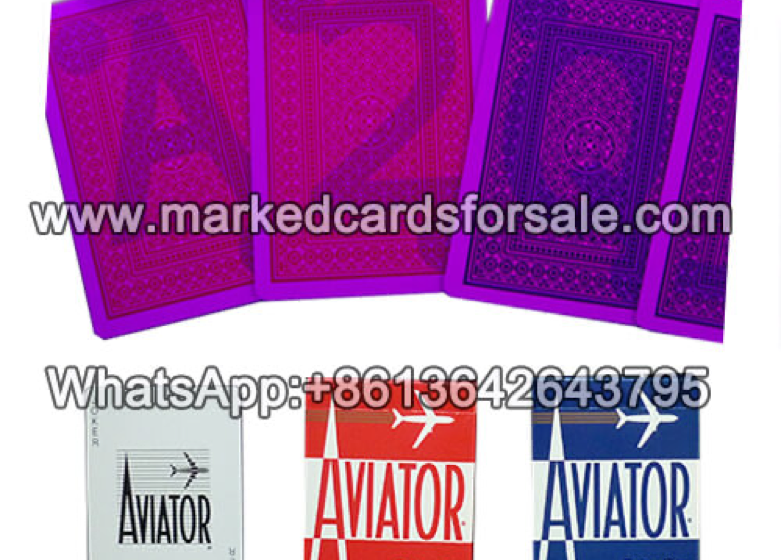 Chase the opponents with the marked deck cards
