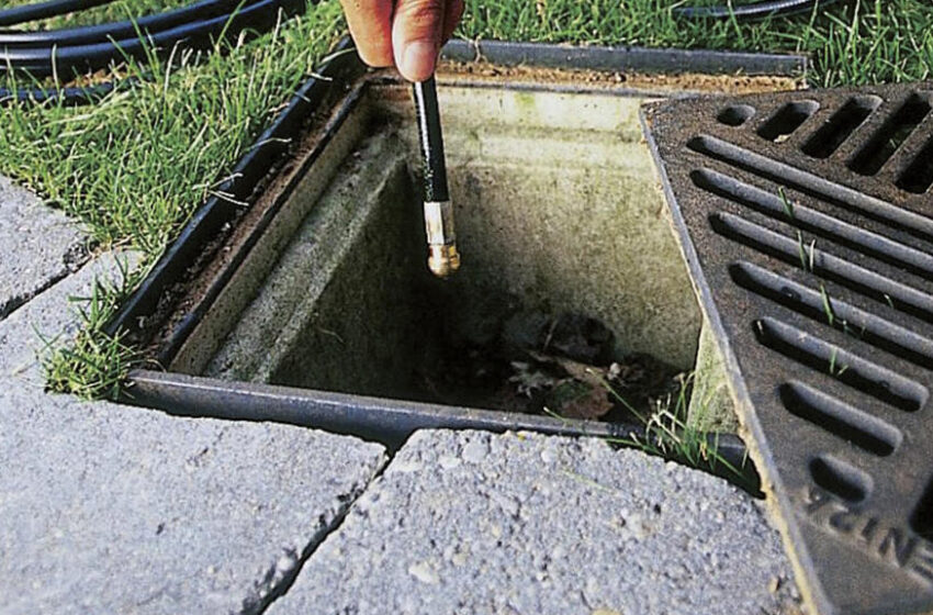 Drains: How Do They Function