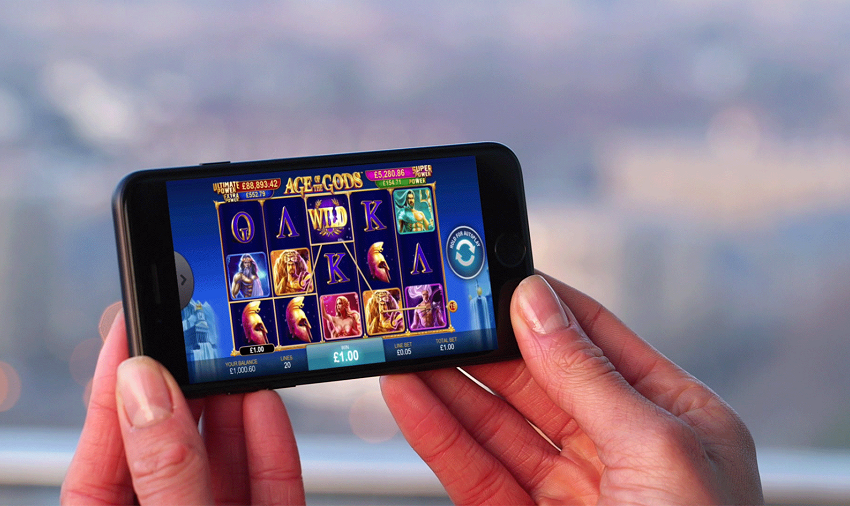 Introduction to mobile slots