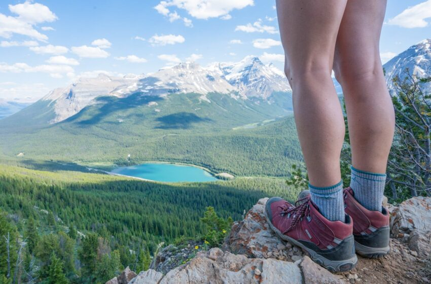 Hiking shoes: what size to buy and which model to choose?