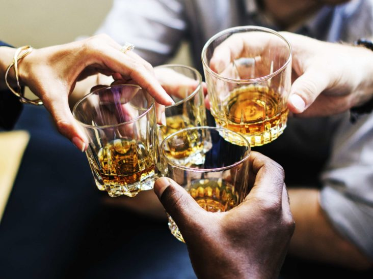 Alcohol Consumption Is Becoming an Issue for Many People