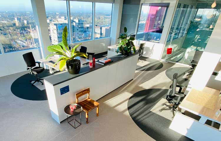 Covid-19 Pandemic and its changing office space demands