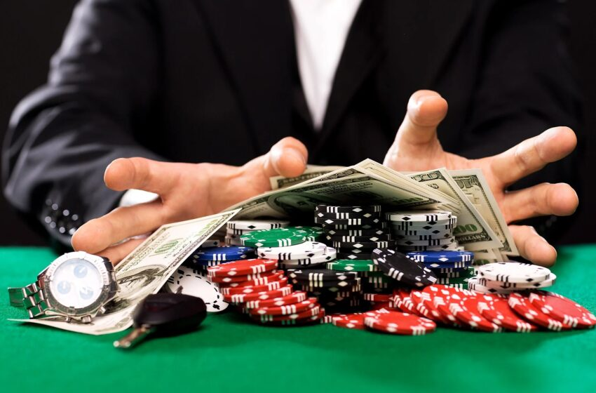 What things you should expect from a Casino Site