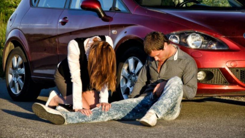 Handling Car Accidents With Pedestrians