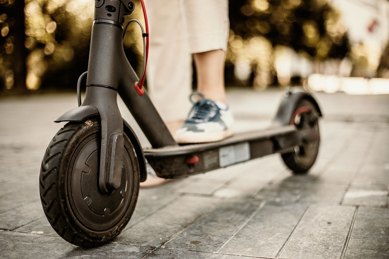 Offload Your Scooter's Battery Bookkeeping