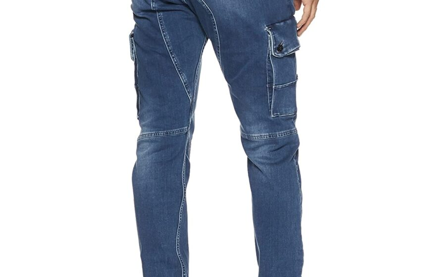3 Reasons Why Men Should Own Jogger Jeans