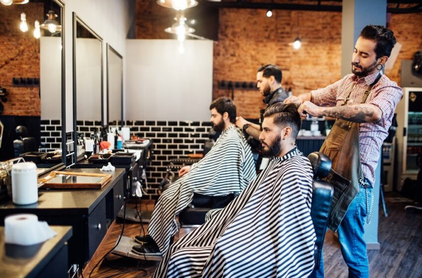 5 Reasons Why You Should Visit A Barbershop