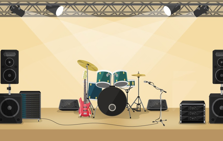 Where Should You Place Your Speakers in Your Music venue?