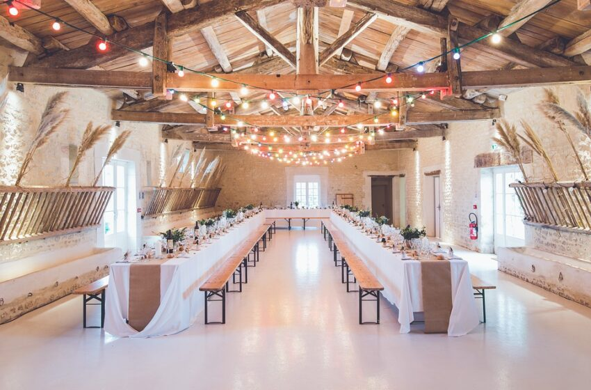 Taking Banquets for your Wedding is always a Beneficial Bet